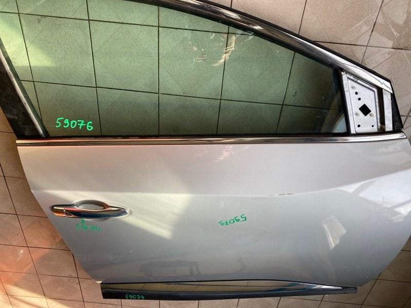 Молдинг стекла Nissan Murano Z52 QR25DER 2016 передний правый (б/у)