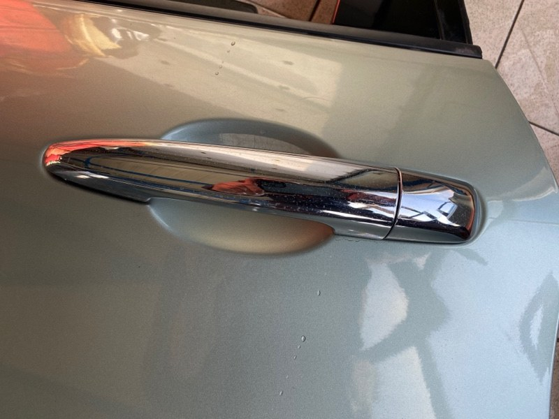 Ручка двери Subaru B9 Tribeca WXE EZ30 2004 задняя левая (б/у)