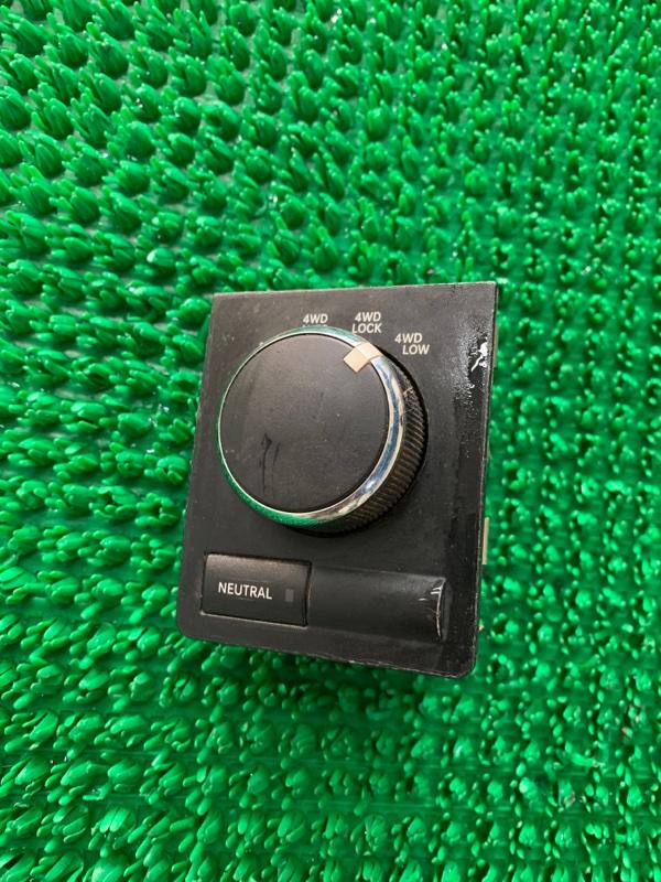 Блок управления 4wd Dodge Ram DJ EKG 2011 (б/у)