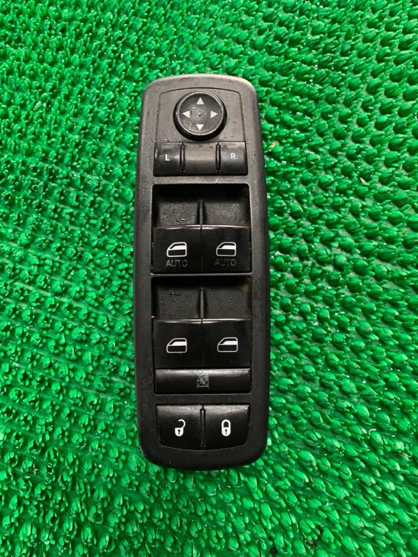 Блок управления стеклоподъемниками Dodge Ram DJ EKG 2011 передний левый (б/у)