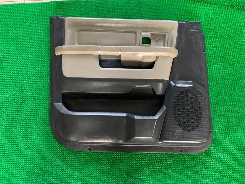 Обшивка двери Dodge Ram DJ EKG 2011 передняя левая (б/у)
