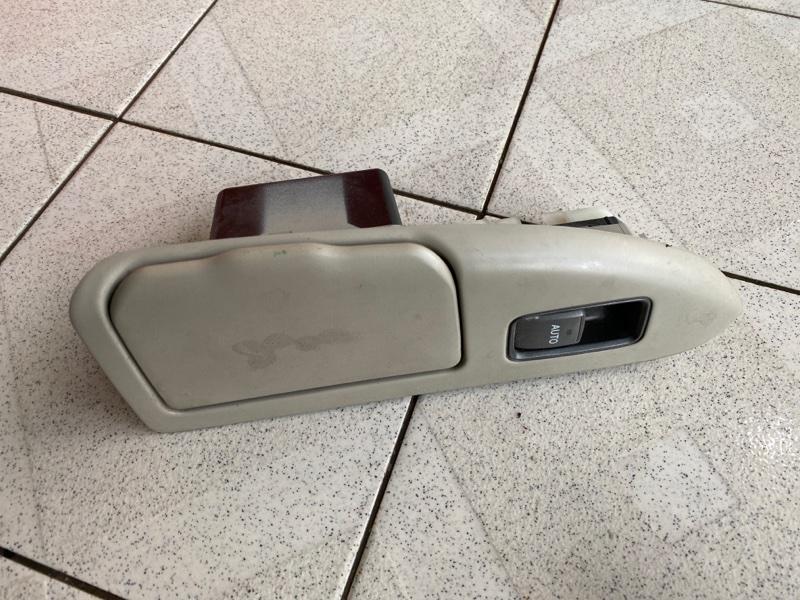 Кнопка стеклоподъемника Toyota Land Cruiser Prado GRJ120 1GRFE 2003 задняя правая (б/у)