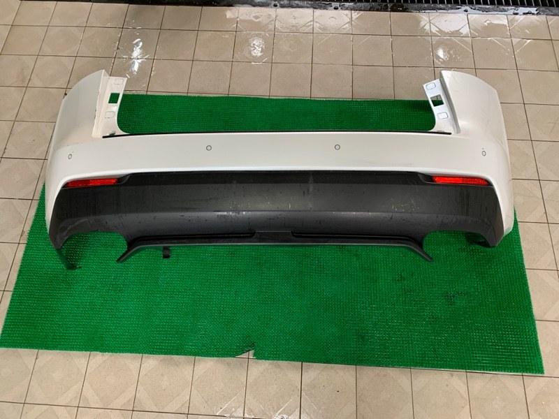 Бампер Lexus Nx AGZ15 8ARFTS 2014 задний (б/у)
