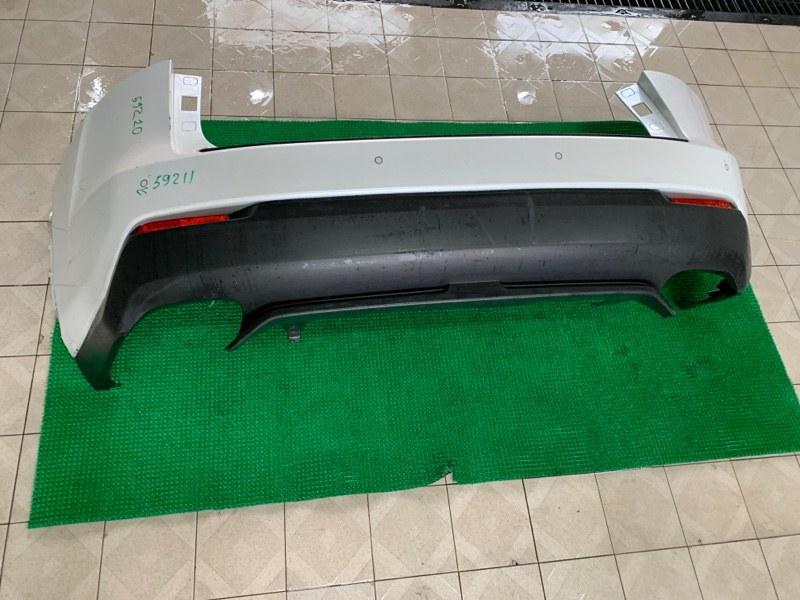 Накладка бампера Lexus Nx AGZ15 8ARFTS 2014 задняя (б/у)