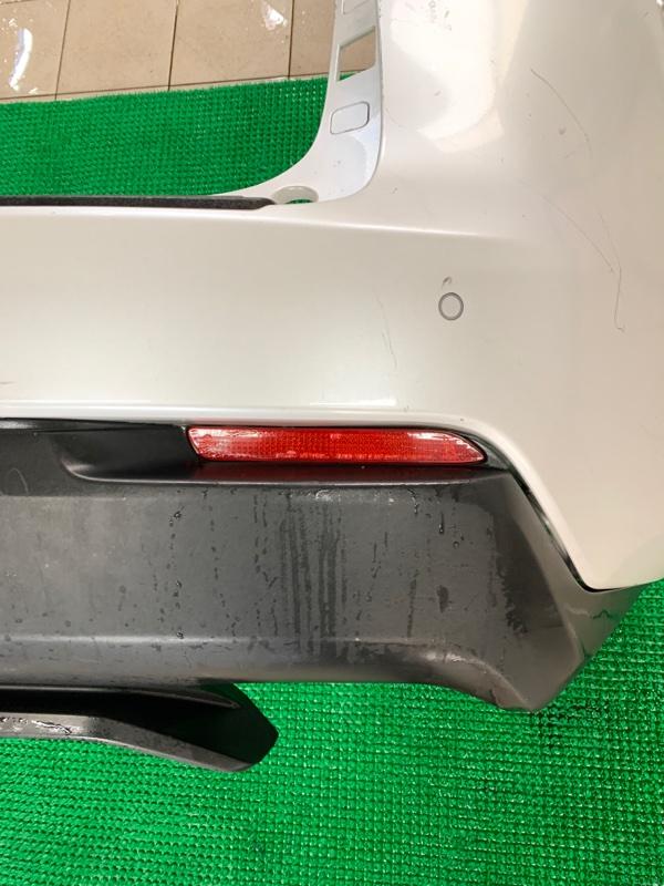 Катафот в бампер Lexus Nx AGZ15 8ARFTS 2014 задний правый (б/у)