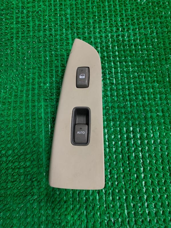 Кнопка стеклоподъемника Lexus Gx470 UZJ120 2UZFE 2002 передняя правая (б/у)