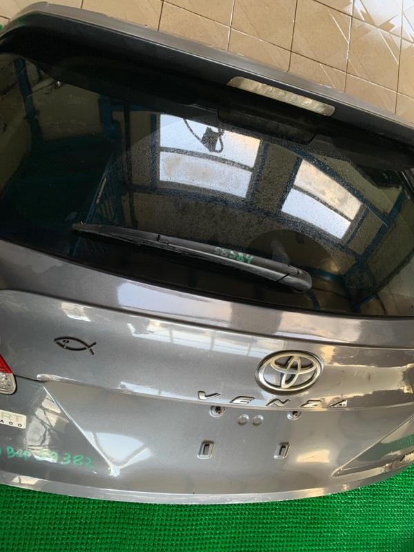 Моторчик заднего дворника Toyota Venza GGV15 2GRFE 2010 (б/у)