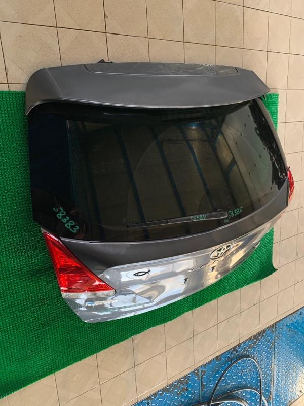 Спойлер Toyota Venza GGV15 2GRFE 2010 (б/у)