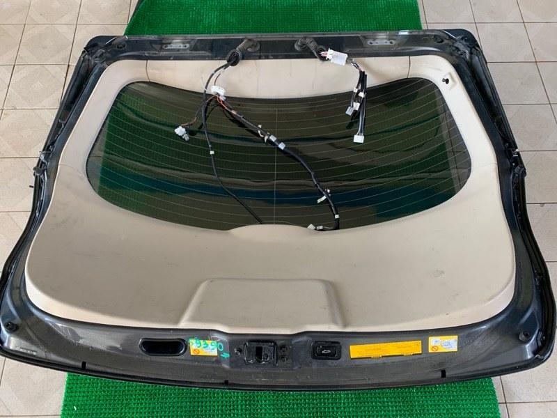 Обшивка двери багажника Toyota Venza GGV15 2GRFE 2010 (б/у)