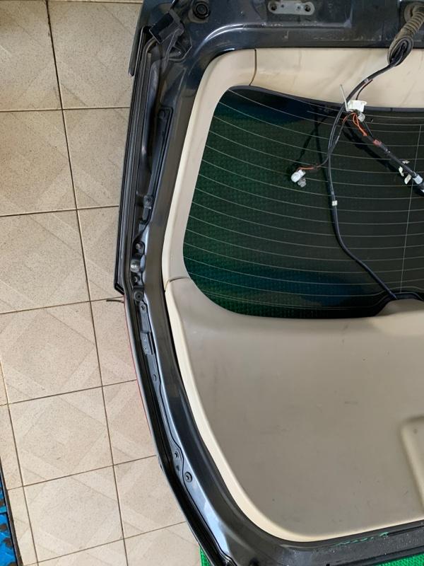 Датчик закрывания задней двери Toyota Venza GGV15 2GRFE 2010 правый (б/у)