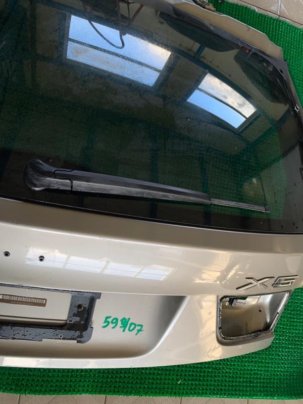 Дворник двери багажника Bmw X5 E70 N62B48 2007 (б/у)