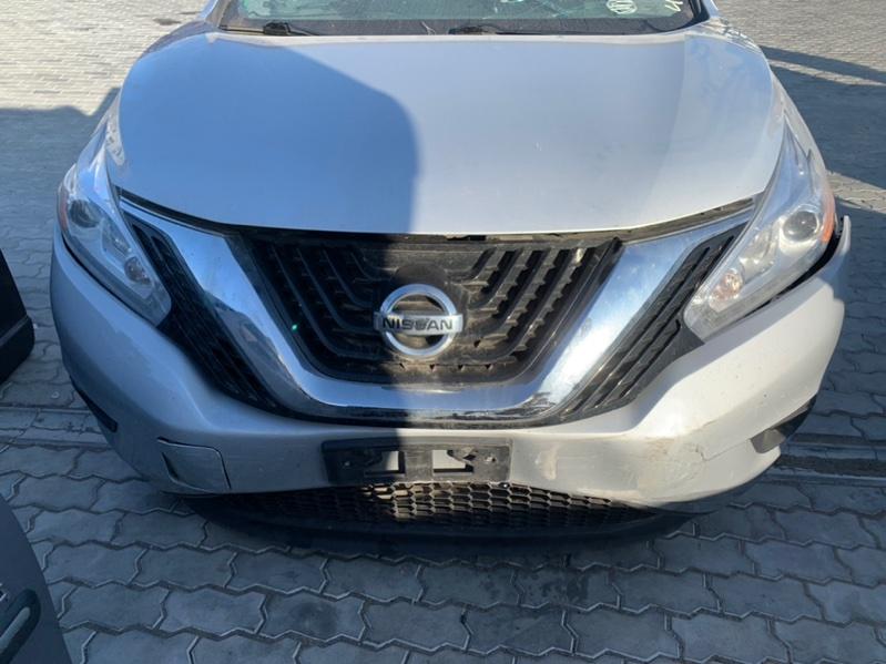 Ноускат Nissan Murano Z52 QR25DER 2016 (б/у)