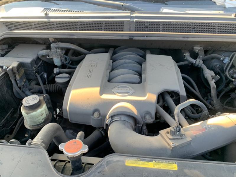 Двигатель Infiniti Qx56 JA60 VK56DE 2003 (б/у)