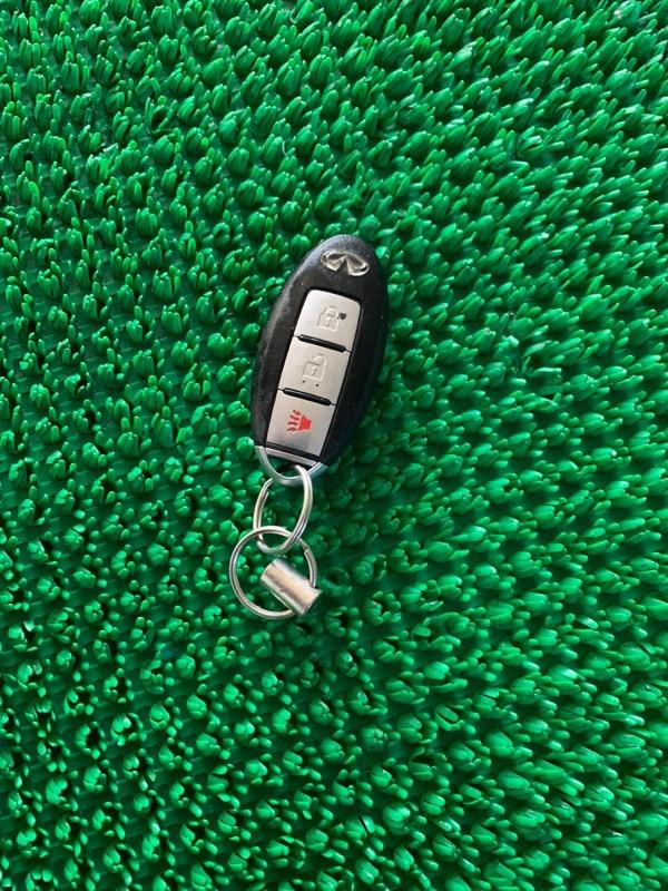 Ключ зажигания Infiniti Fx35 S50 VQ35DE 2003 (б/у)