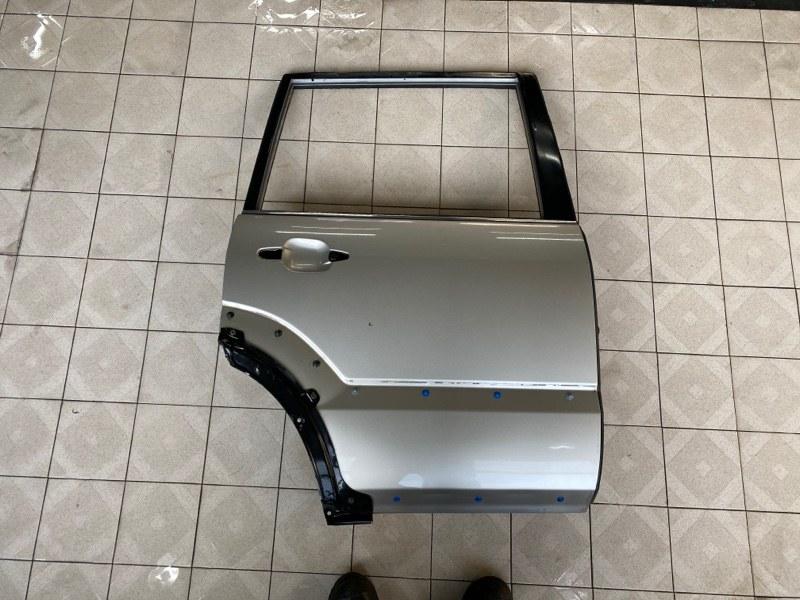 Дверь Lexus Gx470 UZJ120 2UZFE 2003 задняя правая (б/у)