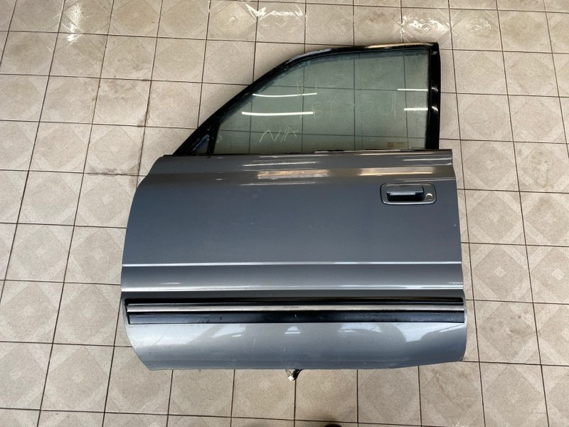 Дверь Toyota Land Cruiser HDJ81 1HDFT 1992 передняя левая (б/у)