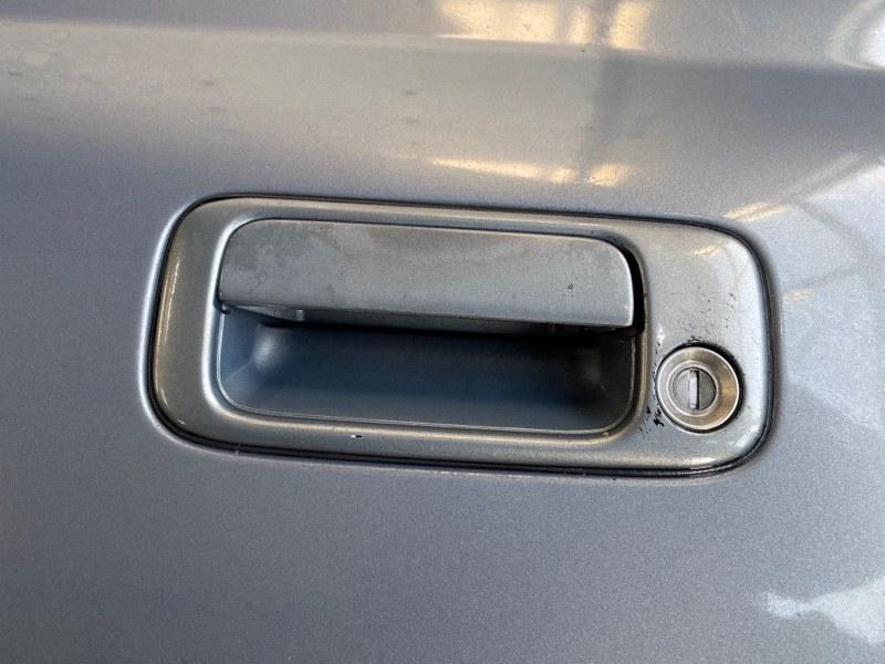 Ручка двери Toyota Land Cruiser HDJ81 1HDFT 1992 передняя левая (б/у)
