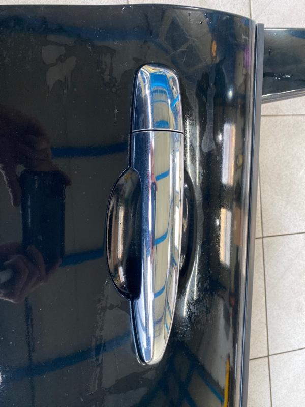 Ручка двери Subaru B9 Tribeca WXE EZ30 2004 передняя правая (б/у)