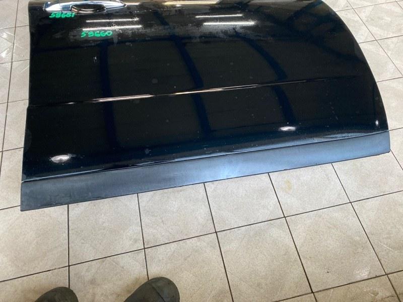 Накладка двери Subaru B9 Tribeca WXE EZ30 2004 передняя правая (б/у)