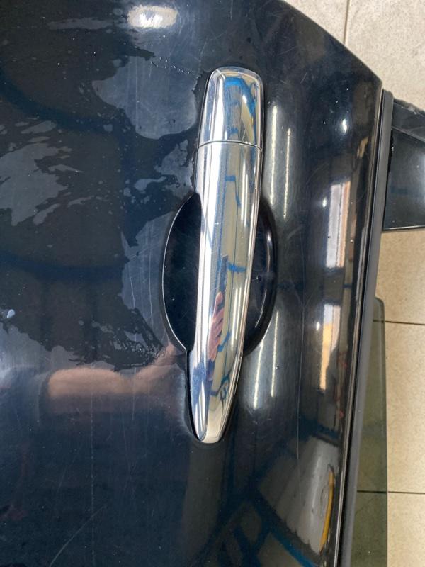 Ручка двери Subaru B9 Tribeca WXE EZ30 2004 задняя правая (б/у)