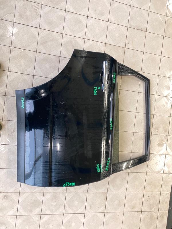 Замок двери Subaru B9 Tribeca WXE EZ30 2004 задний правый (б/у)