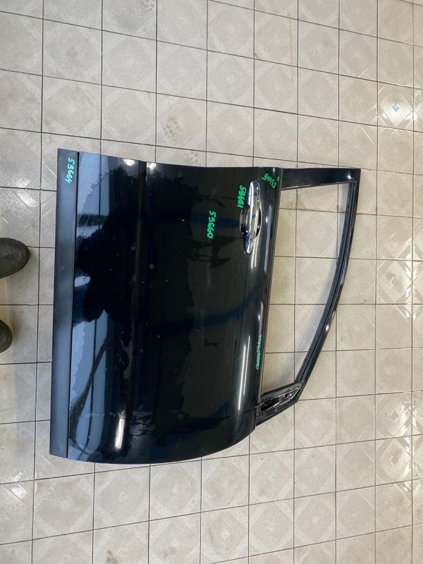 Стекло двери Subaru B9 Tribeca WXE EZ30 2004 переднее правое (б/у)
