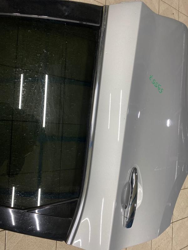 Молдинг стекла двери Nissan Murano Z52 VQ35DE 2016 задний правый (б/у)