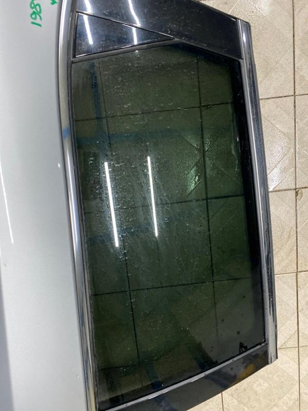 Стекло Nissan Murano Z52 VQ35DE 2016 заднее правое (б/у)