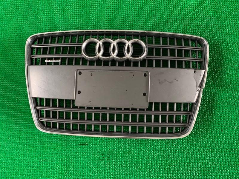 Решетка радиатора Audi Q7 4LB BAR 2006 (б/у)