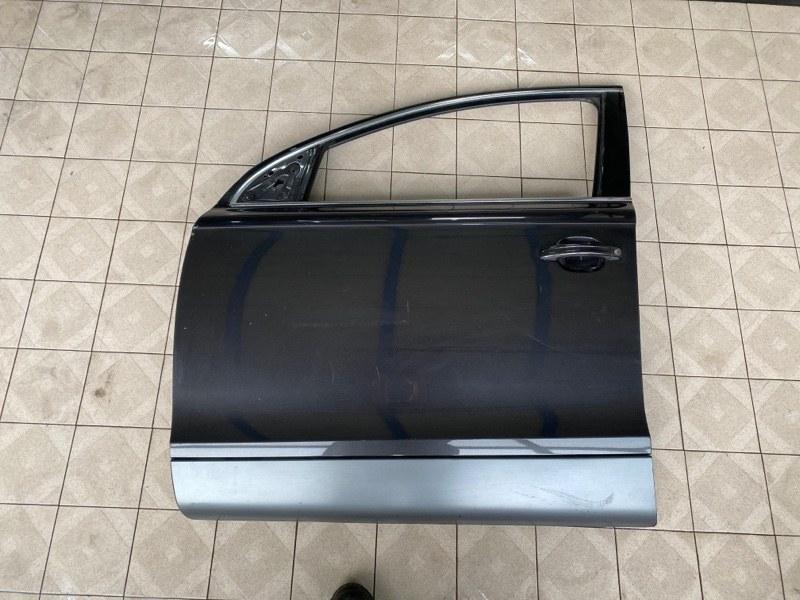 Дверь Audi Q7 4LB BAR 2006 передняя левая (б/у)