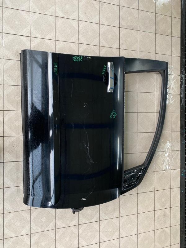 Ограничитель двери Nissan Titan A60 VK56DE 2004 передний правый (б/у)