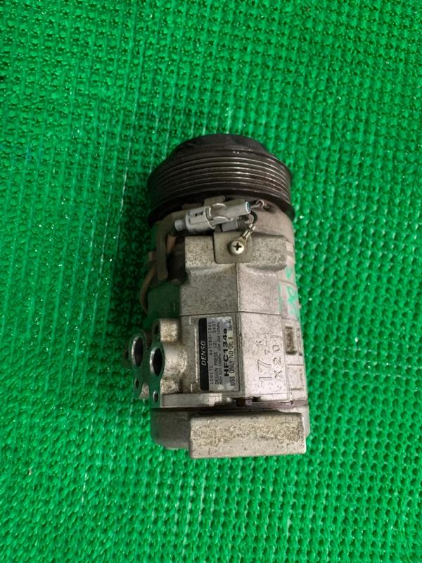 Компрессор кондиционера Toyota Land Cruiser Prado GRJ150 1GRFE 2010 (б/у)