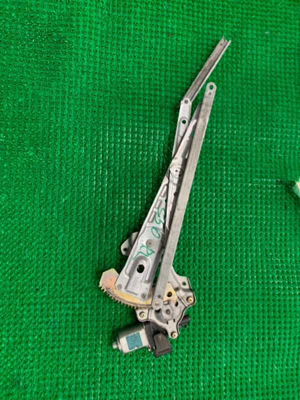 Стеклоподъемник Infiniti Fx35 S50 VQ35DE 2003 задний левый (б/у)