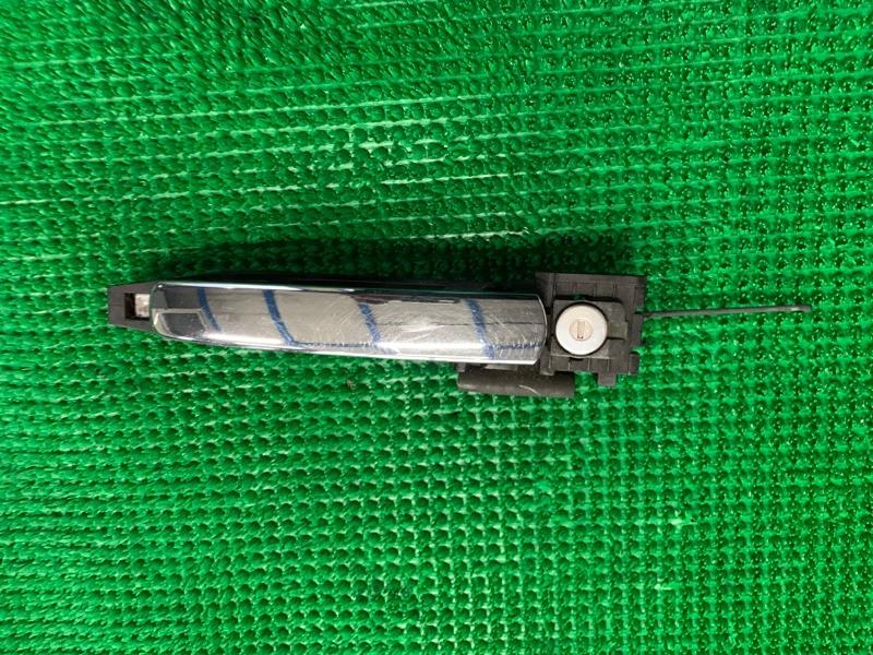 Ручка двери Infiniti Fx35 S50 VQ35DE 2003 передняя левая (б/у)