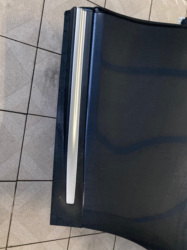 Молдинг двери Infiniti Fx35 S51 VQ35HR 2008 задний левый (б/у)
