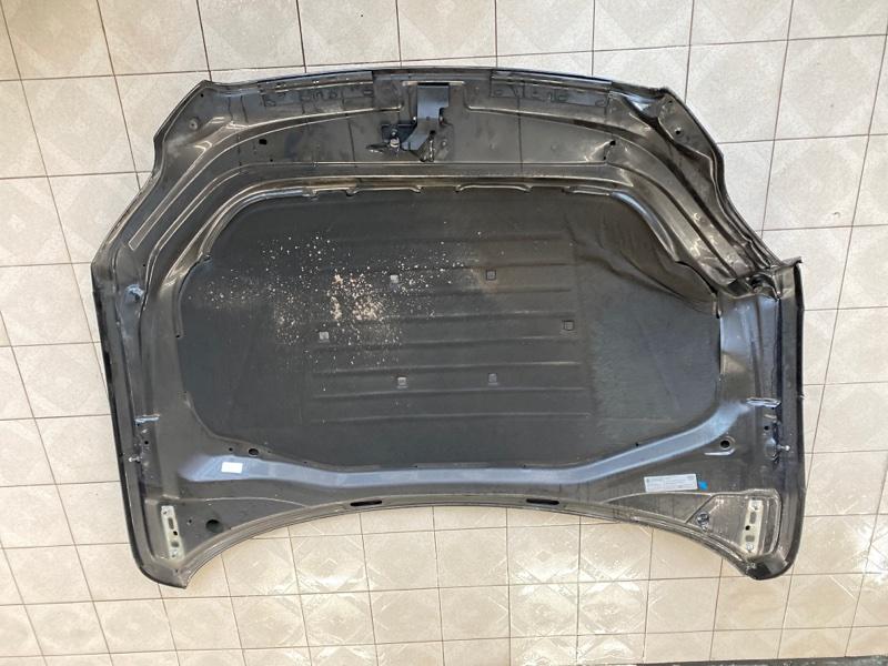 Утеплитель капота Audi Q7 4LB BAR 2006 (б/у)