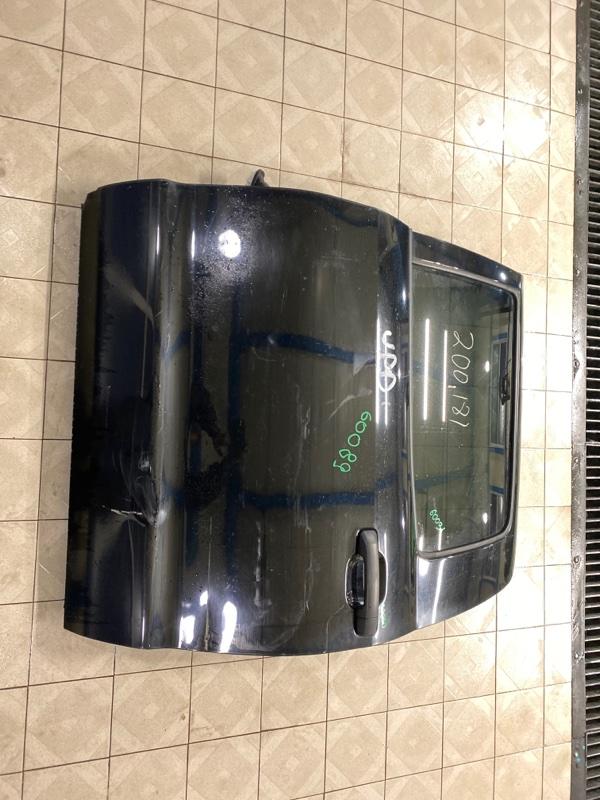 Стеклоподъемник Toyota Tundra UCK50 3URFE 2007 задний левый (б/у)
