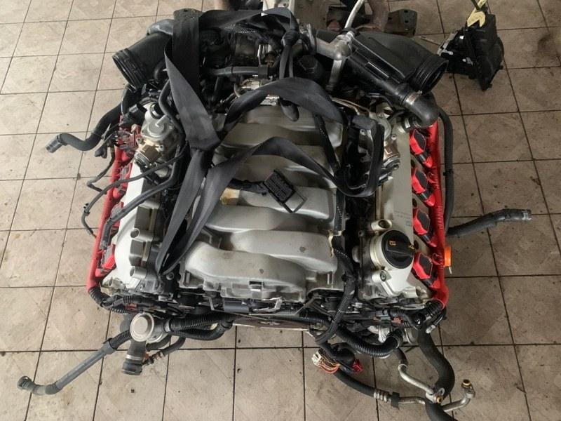 Двигатель Audi Q7 4LB BAR 2006 (б/у)