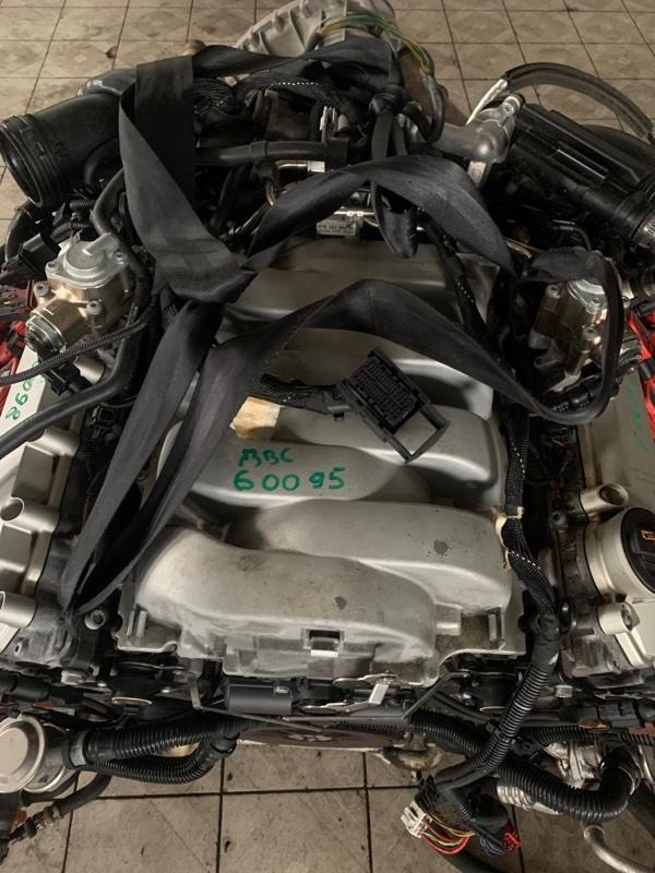 Коллектор впускной Audi Q7 4LB BAR 2006 (б/у)