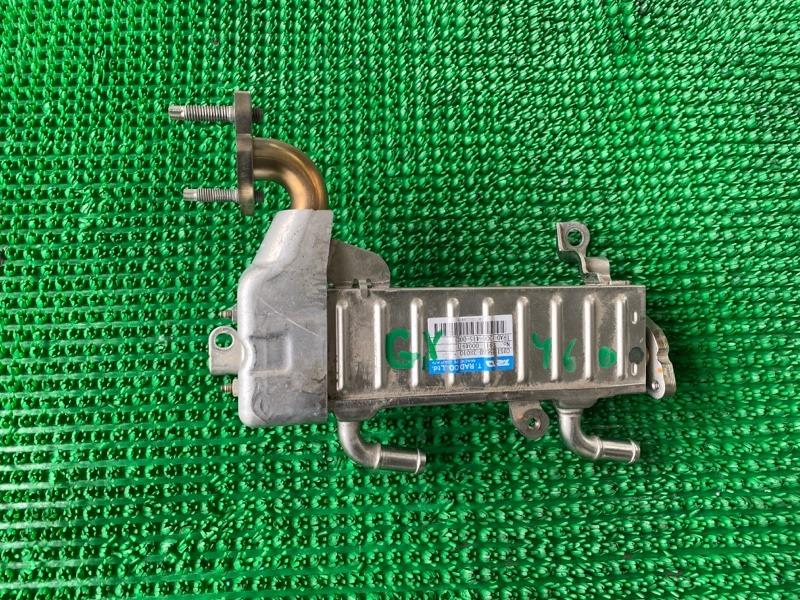 Радиатор egr Toyota Land Cruiser URJ150 1URFE 2009 задний (б/у)