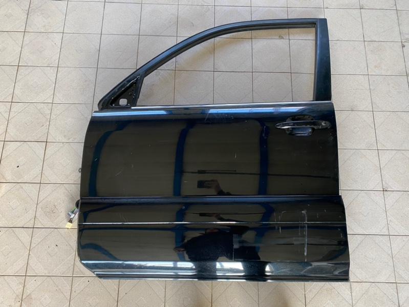 Стеклоподъемник Lexus Gx470 UZJ120 2UZFE 2003 передний левый (б/у)
