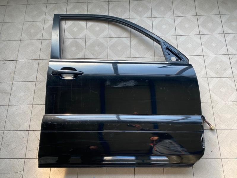 Молдинг стекла двери Lexus Gx470 UZJ120 2UZFE 2003 передний правый (б/у)