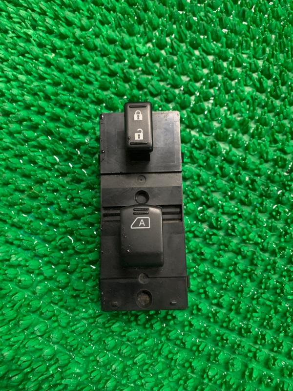 Кнопка стеклоподъемника Infiniti Fx35 S51 VQ35HR 2008 передняя правая (б/у)