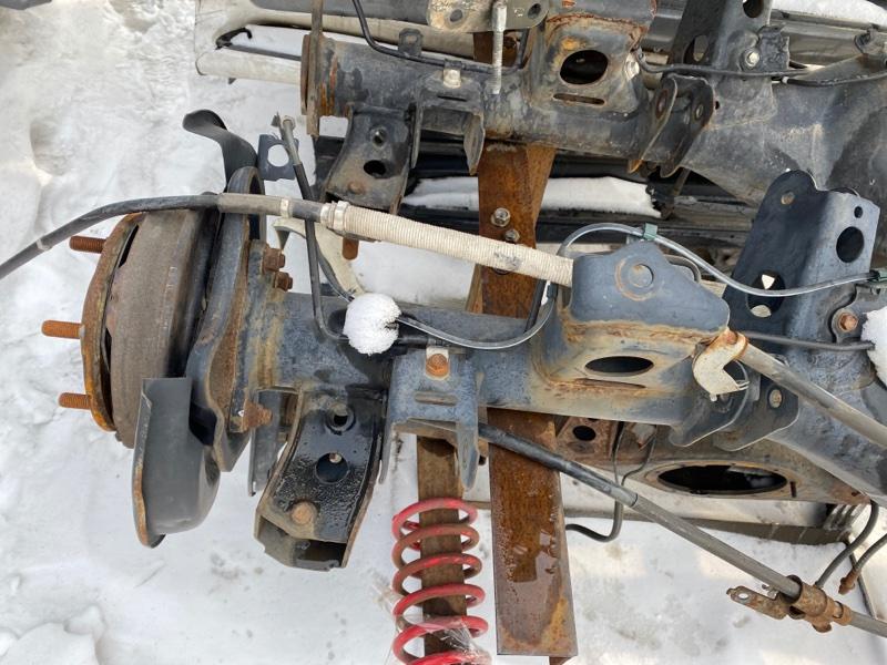 Трос ручника Lexus Gx460 URJ150 1URFE задний левый (б/у)
