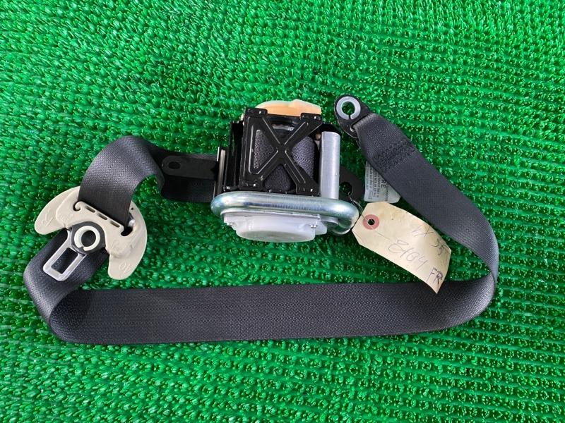 Ремень безопасности Infiniti Fx35 S51 VQ35HR 2008 передний правый (б/у)