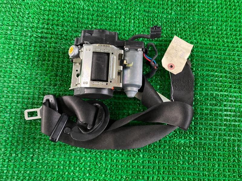Ремень безопасности Bmw 5-Series F10 N63B44 2008 передний левый (б/у)