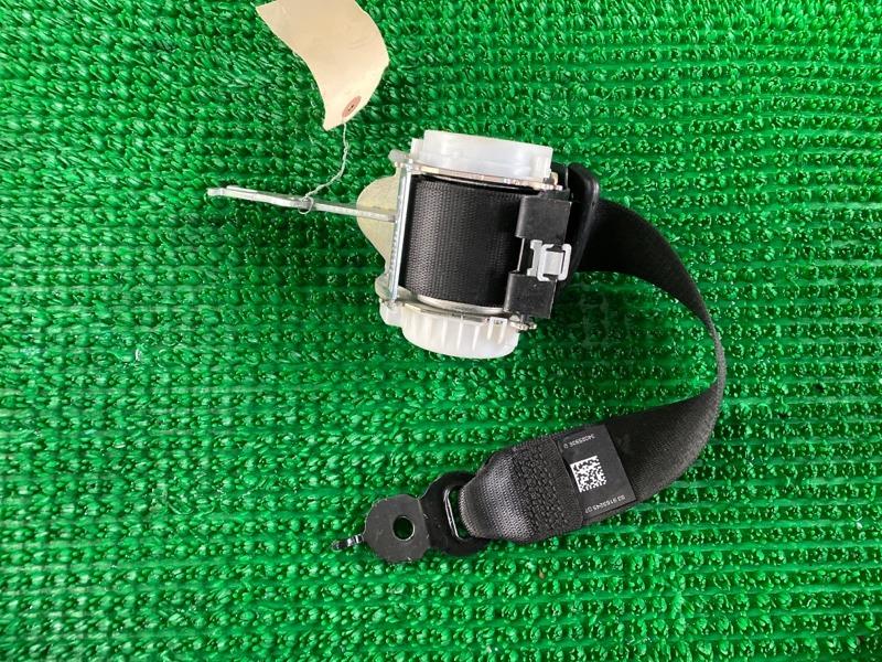 Ремень безопасности Bmw 5-Series F10 N63B44 2008 задний левый (б/у)