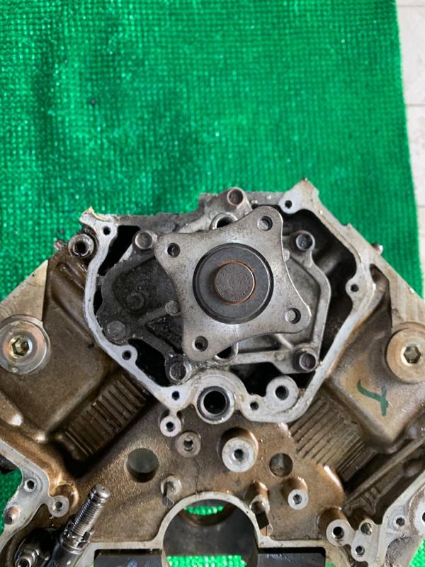 Помпа водяная Infiniti Qx56 Z62 VK56VD 2010 (б/у)