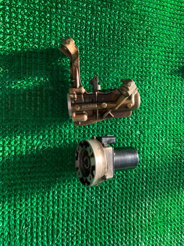 Серводвигатель грм Infiniti Qx56 Z62 VK56VD 2010 правый (б/у)