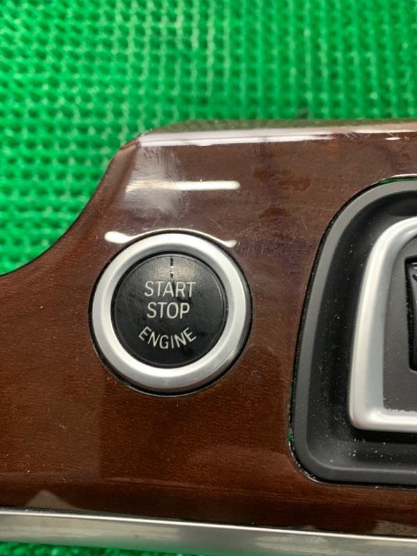 Кнопка запуска двигателя Bmw 7-Series F01 N63B44 2008 (б/у)